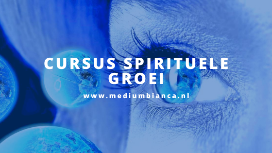 Avondcursus spirituele groei ontdek je intuitie en gevoel medium Bianca